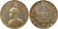Rupie 1905  A Deutsch Ostafrika  Randfehler, sehr schön  55,00 EUR  plus 4,00 EUR verzending