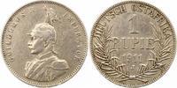 Rupie 1911  J Deutsch Ostafrika  Winz. Kratzer, leichte Randfehler, seh... 65,00 EUR  +  4,00 EUR shipping