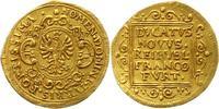 Dukat Gold 1637 Frankfurt-Stadt  Rand minimal befeilt, sehr schön - vor... 445,00 EUR free shipping