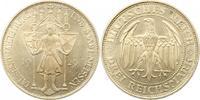 3 Mark Meissen 1929  E Weimarer Republik  Winz. Kontakte, fast Stempelg... 95,00 EUR  +  4,00 EUR shipping
