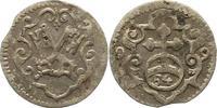 Pfennig zu 1/84 Taler 1599 Regensburg-Stadt  Winz. Schrötlingsfehler, s... 34,00 EUR  +  4,00 EUR shipping