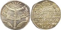 Silberabschlag von den Stempeln des 1/2  1653 Regensburg-Stadt  Vorzügl... 125,00 EUR  +  4,00 EUR shipping