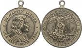 Tragbare Weißmetallmedaille 1 1883 Reformation 400. Geburtstag von Mart... 32,00 EUR  +  4,00 EUR shipping