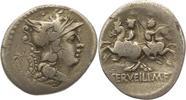 Denar  Republik C. Servilius M. f. 136 v. Chr.. Prüfmarken, schön - seh... 75,00 EUR  +  4,00 EUR shipping