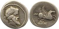 Denar  Republik Q. Titius 90 v. Chr.. Fast sehr schön  75,00 EUR  +  4,00 EUR shipping
