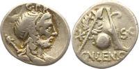 Denar 76/ 75 v. Chr Republik Cn. Cornelius Lentulus Marcellinus 76/75 v... 75,00 EUR  +  4,00 EUR shipping