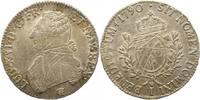 Ecu 1790  I Frankreich Ludwig XVI. 1774-1793. Justiert, vorzüglich  80,00 EUR  +  4,00 EUR shipping