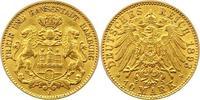 10 Mark Gold 1893  J Hamburg  Sehr schön +  240,00 EUR  +  4,00 EUR shipping