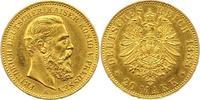 20 Mark Gold 1888  A Preußen Friedrich III. 1888. Vorzüglich +  365,00 EUR free shipping