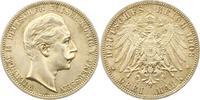 2 Mark 1908  A Preußen Wilhelm II. 1888-1918. Prachtexemplar. Fast Stem... 55,00 EUR  +  4,00 EUR shipping