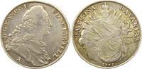Madonnentaler 1775  A Bayern Maximilian III. Joseph 1745-1777. Fast seh... 50,00 EUR  +  4,00 EUR shipping