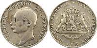 Taler 1863 Nassau Adolph 1839-1866. Bearbeitet, schön - sehr schön  55,00 EUR  +  4,00 EUR shipping
