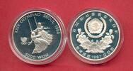 5000 Won 1987 Korea Schaukeln, Olympiade 1988 Seoul Polierte Platte Pro... 9,00 EUR  +  5,00 EUR shipping