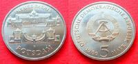 5 Mark 1986 DDR Neues Palais Potsdam Stempelglanz  6,00 EUR  zzgl. 5,00 EUR Versand