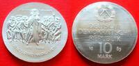 10 Mark 1983 DDR Richard Wagner Stempelglanz  34,00 EUR  +  5,00 EUR shipping