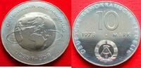 10 Mark 1978 DDR Weltraumflug UdSSR - DDR Stempelglanz  6,00 EUR  +  5,00 EUR shipping