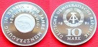 10 Mark 1981 DDR 700 J. Münze Berlin, encapsuled Polierte Platte offen,... 37,00 EUR  +  5,00 EUR shipping