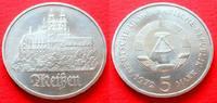 5 Mark 1972 DDR Meißen 1972 Stempelglanz  4,00 EUR  zzgl. 5,00 EUR Versand