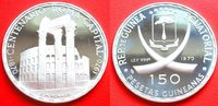 150 Pesetas 1970 Aequatorialguinea 100 J. Hauptstadt Rom, Kolosseum, ov... 43,00 EUR  +  5,00 EUR shipping