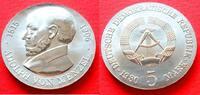 5 Mark 1980 DDR Menzel Stempelglanz  18,90 EUR  zzgl. 5,00 EUR Versand