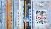 6 x 10 Euro 2009 BRD Numisblatt Kompletter Jahrgang Numisblätter 2009 (... 80,00 EUR  +  6,00 EUR shipping