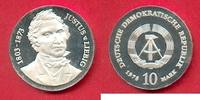 10 Mark 1978 DDR Justus von Liebig Silber encapsuled Polierte Platte of... 62,00 EUR  +  6,00 EUR shipping