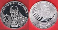 1 Lari 2004 Georgien Pokal - Fußball WM 2006 Deutschland Polierte Platt... 22,50 EUR  zzgl. 5,00 EUR Versand