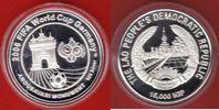 15.000 Kip 2004 Laos World Soccer Games 2006 Polierte Platte Proof PP  21,00 EUR  +  5,00 EUR shipping