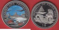1 Dollar 1999 Palau Hai - Life Protection, Farbe Stempelglanz, Brillian... 9,50 EUR  zzgl. 5,00 EUR Versand