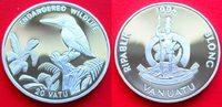 20 Vatu 1994 Vanuatu Eisvogel, Tierwelt, WWF, Endangered Wildlife Polie... 19,50 EUR  zzgl. 5,00 EUR Versand