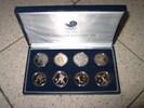 4 x 1000 und 4 x 2000 Won 1986 - 1988 Korea Summer Olympic Games 1988 S... 40,00 EUR  +  5,00 EUR shipping