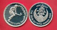 5 Pfund 1992 Aegypten Olympiade 1992 Barcelona, Hockey Polierte Platte ... 14,00 EUR  +  5,00 EUR shipping