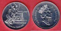 1 Dollar 1997 Kanada Eishockey-Spiele Stempelglanz fein, Prooflike  15,00 EUR  +  5,00 EUR shipping
