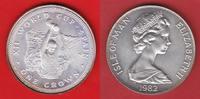 1 Crown 1982 Isle of Man World Soccer Games 1982 Stempelglanz Brilliant... 16,00 EUR  +  5,00 EUR shipping