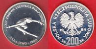 200 Zlotych 1984 Polen Winter Olympic 1984 Polierte Platte, Proof  16,00 EUR  +  5,00 EUR shipping