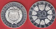50 Schilling 1974 Oesterreich 125 Jahre Gendarmerie Polierte Platte, Pr... 9,00 EUR  +  5,00 EUR shipping