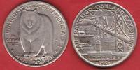 1/2 Dollar 1936 USA (52had) Oakland Bridge San Francisco, halfdollar un... 179,00 EUR  +  8,00 EUR shipping