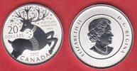 20 Dollars 2012 Kanada Rentier Prooflike PL  20,00 EUR  +  5,00 EUR shipping