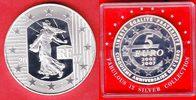 5 Euro 2007 Frankreich La Semeuse, Säerin, 5 Jahre Euro als Bargeld, Fa... 40,00 EUR  +  5,00 EUR shipping