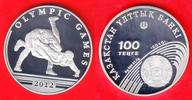 100 Tenge 2010 Kasachstan Summer Olympic Games 2012 London Polierte Pla... 35,00 EUR  +  5,00 EUR shipping