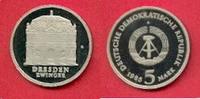 5 Mark 1985 DDR Dresdener Zwinger Polierte Platte offen, Proof PP  35,00 EUR  +  5,00 EUR shipping