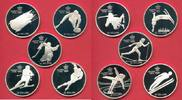 Kanada 10 x 20 Dollars 1985 - 1987 Polierte Platte Proof PP Winter Olymp... 185,00 EUR incl. VAT., +  10,00 EUR shipping