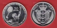 50 Dollar 1987 Niue Tennis Boris Becker - Olympiade 1988 Seoul Polierte... 15,00 EUR  +  5,00 EUR shipping