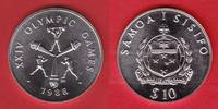 10 Tala 1988 Westsamoa Sportenarten - Olympiade 1988 Seoul Stempelglanz... 18,00 EUR  +  5,00 EUR shipping