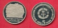 5 Mark 1982 DDR Goethes Gartenhaus Polierte Platte offen, Proof PP  30,00 EUR  +  5,00 EUR shipping