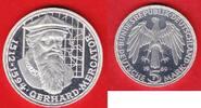 5 DM 1969 BRD Mercator, offen, gekapselt Polierte Platte Proof PP  7,50 EUR  +  5,00 EUR shipping