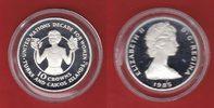 10 Crown 1985 Turks & Caicos UN Decade for Women - Jahr der Frau Polier... 33,00 EUR  zzgl. 5,00 EUR Versand