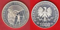 1000 Zloty 1987 Polen Olympic Games Seoul Polierte Platte Proof PP  15,00 EUR  +  5,00 EUR shipping