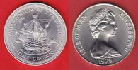 1 Crown 1979 Isle of Man Millennium of Tynwald, Handelskogge, Seefahrt ... 21,00 EUR  zzgl. 5,00 EUR Versand
