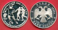 3 Rubel 1993 Russland Olympic Games Soccer Proof PP Polierte Platte  23,00 EUR  +  5,00 EUR shipping